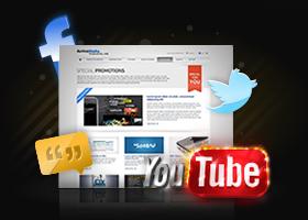 An Online Business, not just a Website